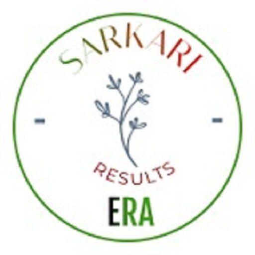 Sarkari Results ERA